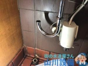 大阪府門真市一番町のU管取り付けは山川設備にお任せ下さい。