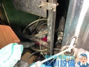 大阪府大阪市西成区岸里の厨房シンク排水詰まりは山川設備にお任せ下さい。