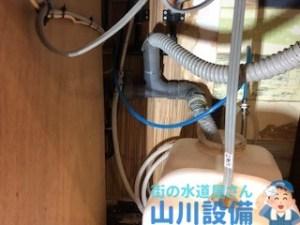 大阪府大阪市淀川区塚本の排水管改修作業は山川設備にお任せ下さい。