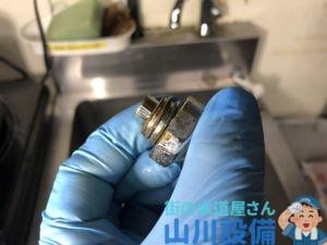 東大阪市本町でスピンドルが擦り減っての水漏れは山川設備にお任せ下さい。