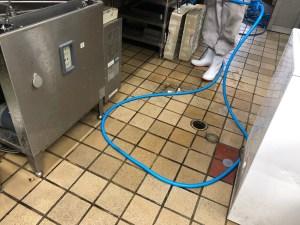 大阪市東淀川区北江口で排水管クリーニングは山川設備にお任せ下さい。