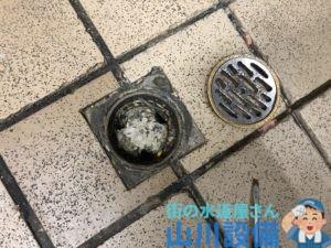 大阪市東淀川区北江口で土間排水口が詰まったら山川設備にお任せ下さい。