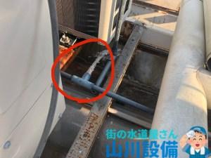 東大阪市中石切町の水道管の破損は山川設備にお任せ下さい。