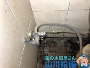 大阪市住之江区南加賀屋でウォシュレットのホースが水漏れしたら山川設備にお任せ下さい。