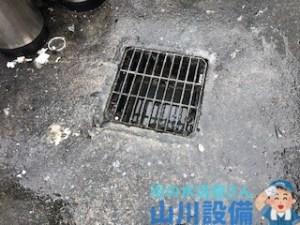 小野市黒川町で排水溝の掃除は山川設備にお任せ下さい。