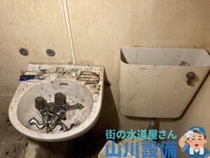 東大阪市横沼町でシャワー水栓の水漏れは山川設備にお任せ下さい。