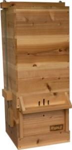 重箱式巣箱A型