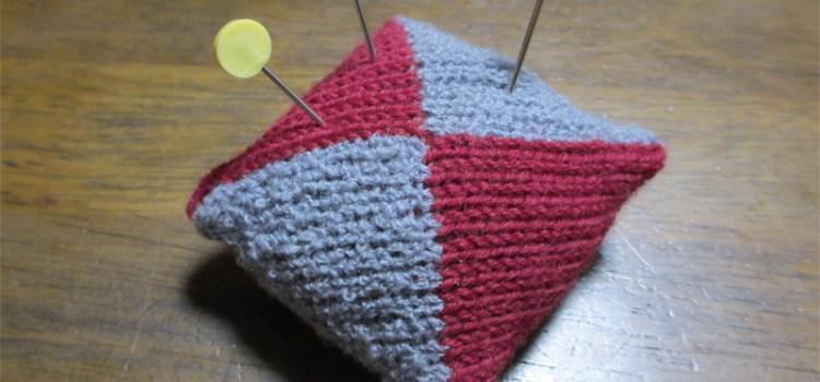 はじめての機械編み