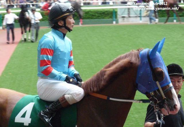 ラジオNIKKEI賞のヤマニンファラオと安藤勝騎手