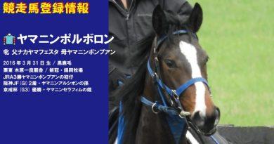 競走馬登録・ヤマニンポルボロン