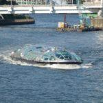 隅田川遊覧船20170910