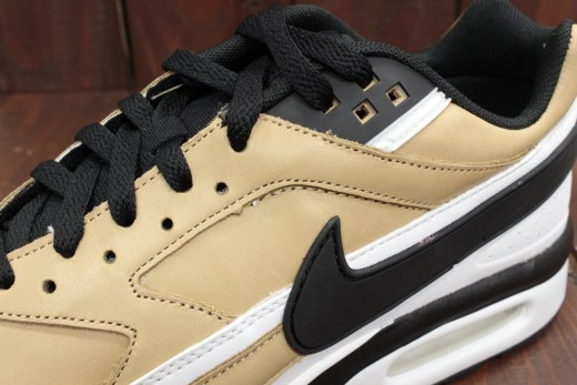 NIKE AIR MAX BW PREMIUM VACHETTA TAN/BLACK-WHITE 819523-201