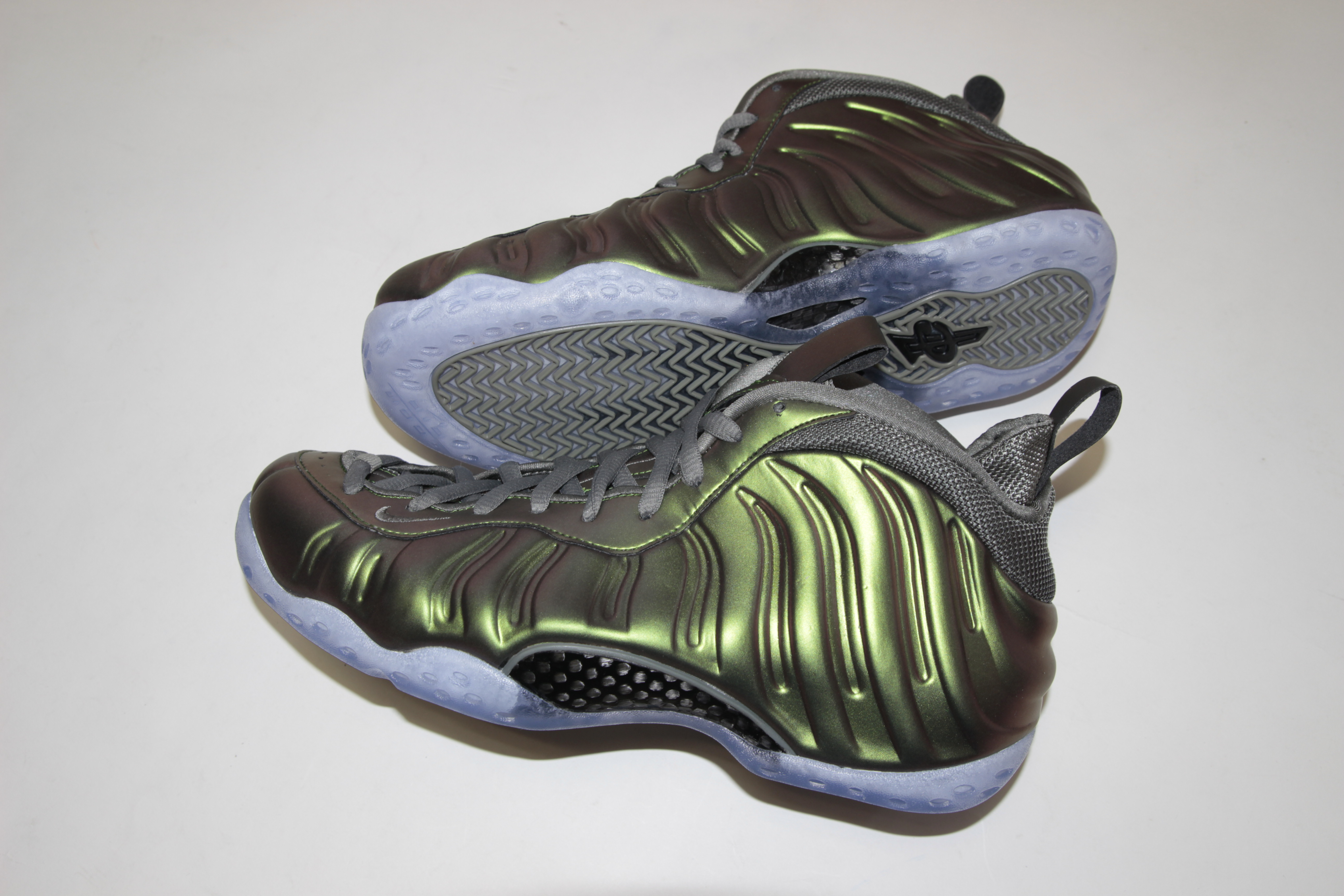 "8fe22f3089d NIKE W AIR FOAMPOSITE ONE ""DARK STUCCO"" – YAMAOTOKO OFFICIAL Blog"