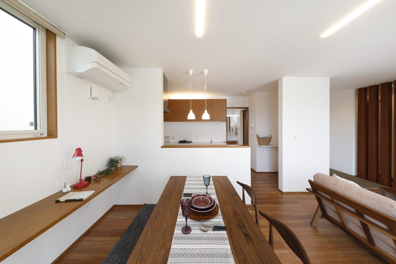 アイリスガーデン吉野モデルハウス 2階建 3LDK