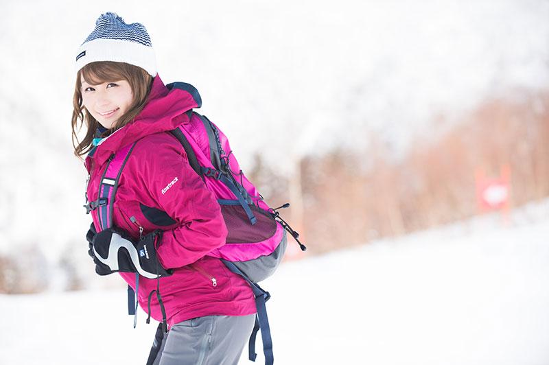 初心者は経験者と一緒に冬山登山