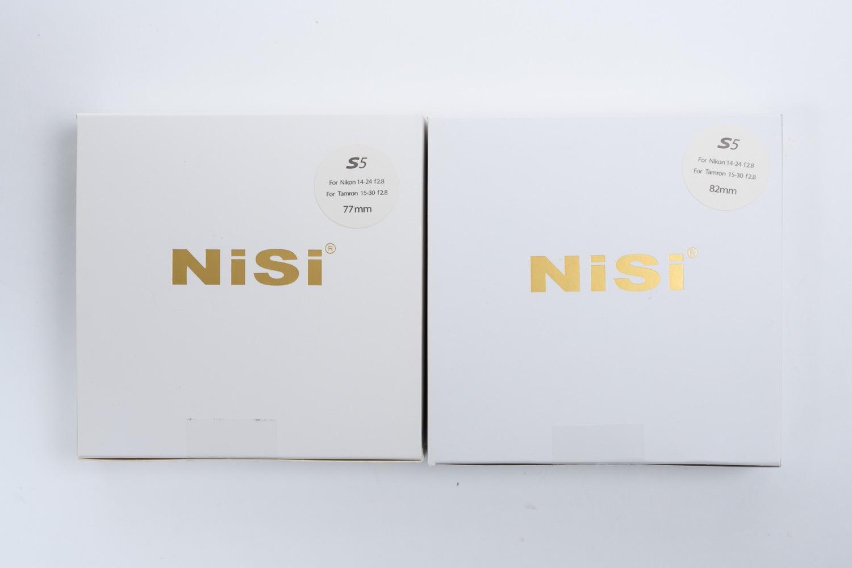 NiSiのアダプターリング