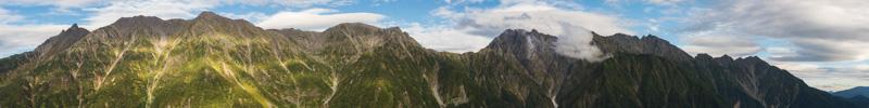 奥丸山からの展望