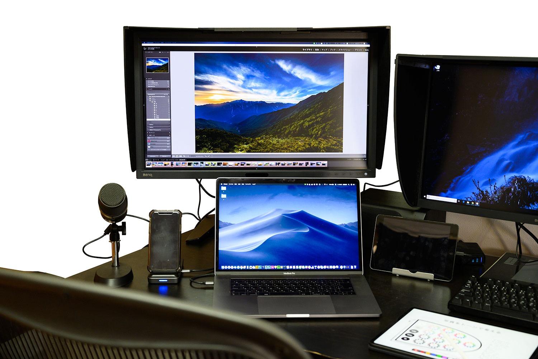 MacBookProとPV270