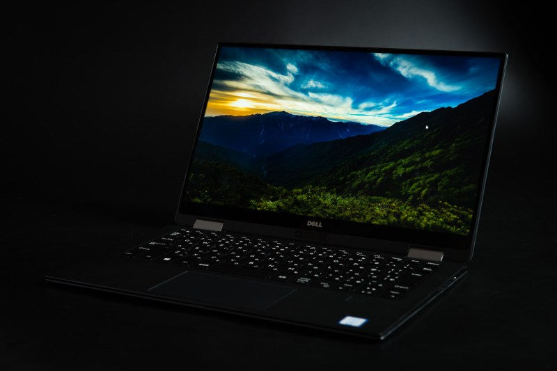 DELL XPS13 2-in-1