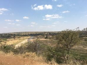 Utsikt over Tarangire