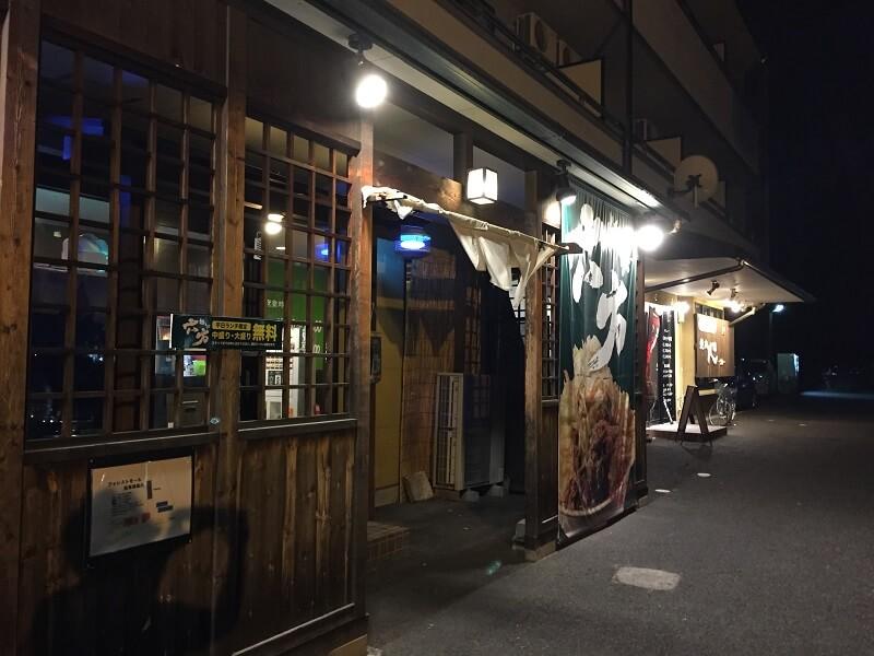 松本市周辺で二郎系ラーメンを喰らうならココ!「麺とび六方」でガッツリ!…うぷ。