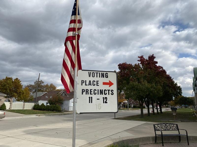 Election Day. Yalla Vote