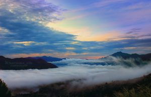 Takengon - The Land above the clouds