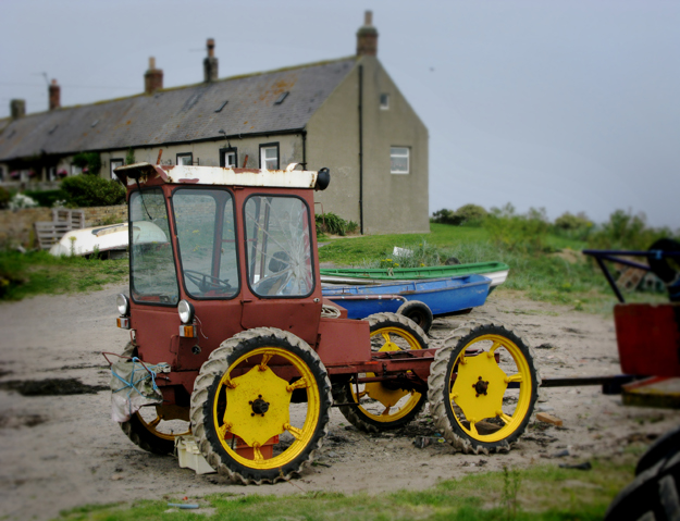 boulmer tractor
