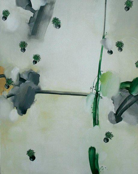 Yamou, Les volants. 2003