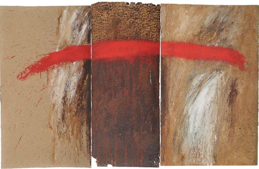 Yamou, Trait rouge 1. 1989