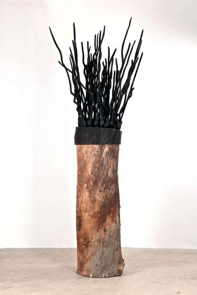 Yamou, L'arbre fécondé. 2010