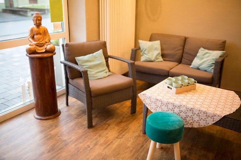 Yana Yoga Loft Limburg Lounge