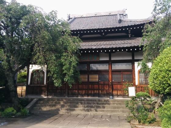 青雲寺(Seiunji) - 谷中 YANAKA