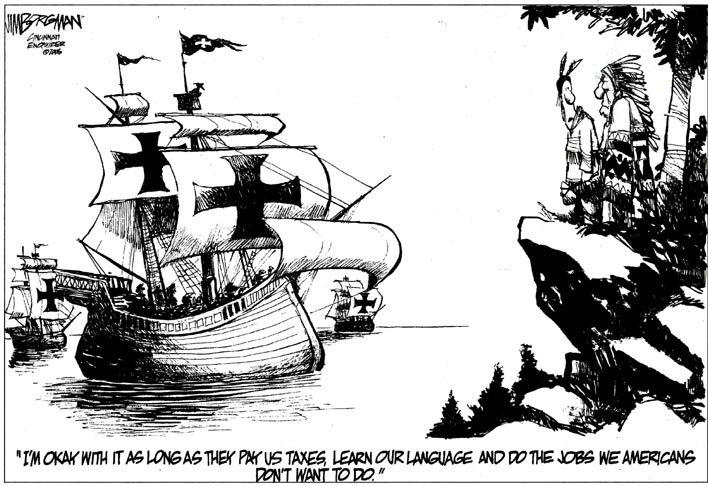 Ya-Native Comic Strip #2