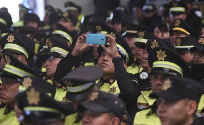 Mueren 54 Policías En El Estado De México Por Covid 19
