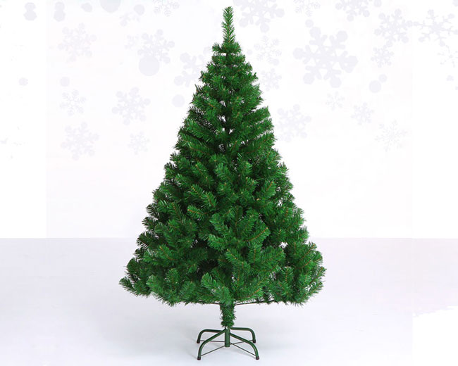 Best Pre Lit Fake Christmas Trees For Sale Yandecor