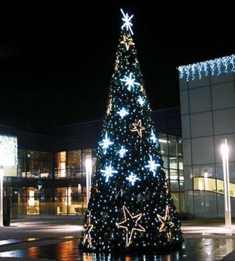 Commercial Christmas Tree.Commercial Christmas Trees Yandecor