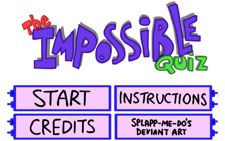 the impossible quiz 2 game unblocked