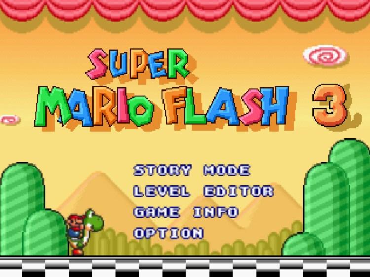 super-mario-flash