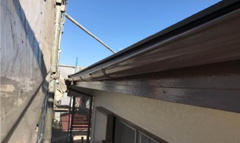 松戸市の外壁塗装の施工事例