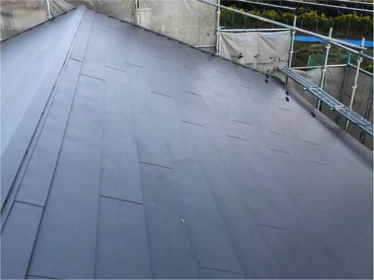 習志野市の屋根リフォームの施工後の様子