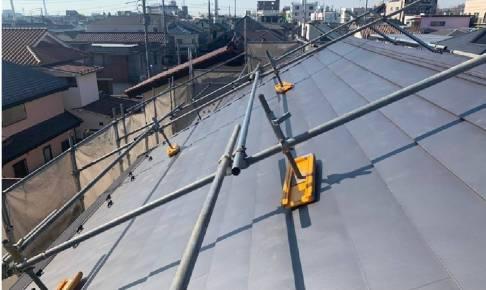 杉並区の屋根リフォームの施工事例