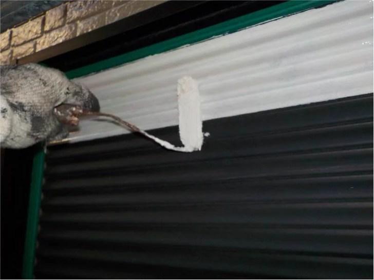 豊島区の外壁塗装の付帯部の塗装
