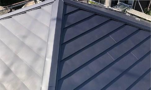 横須賀市の屋根葺き替え工事の施工事例