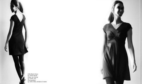 YANE MODE.Classic.Little Black Dress