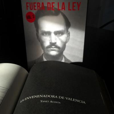La envenenadora de Valencia en Fuera de la Ley 3