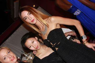 YAN FONG winner knit dress of fffashion Hollywood LA 36