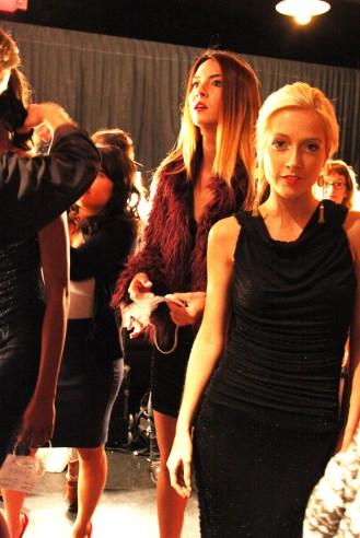 YANE MODE winner knit dress of fffashion Hollywood LA 6