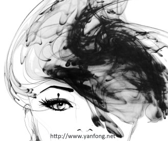 yan fong new illustration coming soon yanfong.net