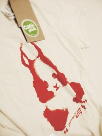 Inkblot Animal Anti-Fur series by Yan Fong for Born Free USA